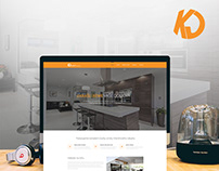 KJ Kvint - Website & webdesign