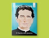 Revista Canção Nova - Janeiro de 2016