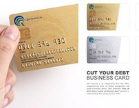 QM FINANCIAL BUSINESS CARD