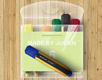 6 in pack - my pen