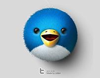 twitter bird~