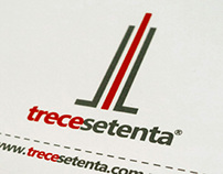 trecesetenta corporate identity