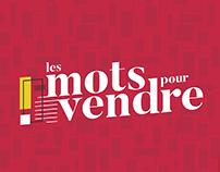 Rebranding - Les Mots pour Vendre