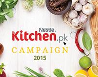 Nestle Kitchen 2015