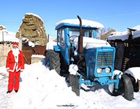 A story of village Gorayq's Santa Claus (dzmer pap )