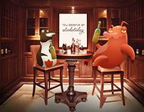 The Adventures of Piggie + Pingu