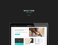 Weebly Responsive Web Theme | Redux