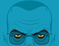 Walter White Vector