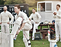 Slazenger Cricket 2012
