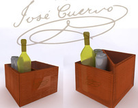 Jose Cuervo ice bucket