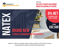 Natex Student Accommodation Investment