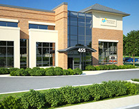 3D Healthcare Renderings - Westerville Surgery