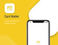 Card Wallet App