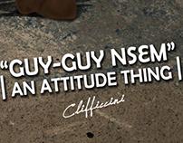 An Attitude thing...