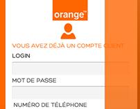 Orange IOS