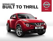 Nissan Juke - Online Advertising