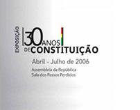 Exposição 30 anos de Constituição