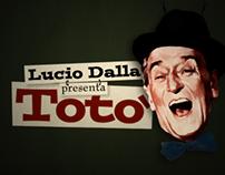 Lucio Dalla presenta Totò