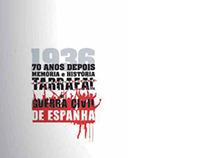 Exposição - Tarrafal e Guerra Civil de Espanha