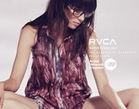 RVCA Spring 12 | Look Book