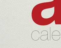 Art Calendar :: Masthead Redesign