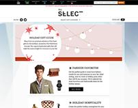 WSJ SELECT GIFT GUIDE 2012 - Website
