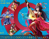New Calender 2013 - Games