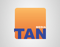 TAN Media - Corporate Identity Branding