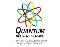 Quantum Delivery Service - Brand Identity