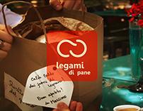 Legami di Pane. A collaborative service for Milan.