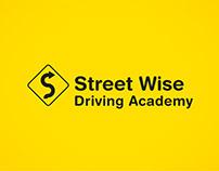 Street Wise Driving Academy Branding