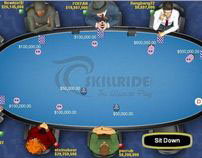 Integrated Cardroom System - Web-based Game