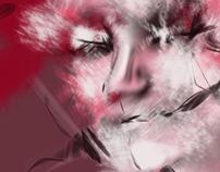 Portrait Ipad sketch