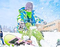 Fuel Snowboarding Photoshoot