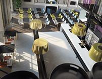 Restaurant, Hamilton Hall