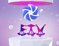 BTV Holiday Ident - Snowmen Fans