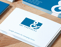 Branding for X&Y Partners