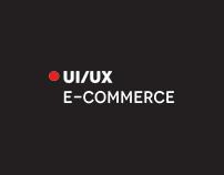 UI/UX E-COMMERCE