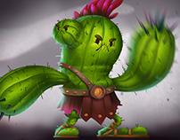 Cactus Gladiator