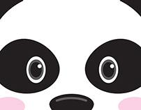 Panda Mascot