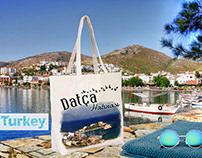 Baskılı Bez Çanta - Printed Tote Bags