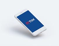 TIM App Redesign // UX/UI App Concept