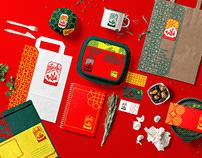 Ghallab brand design.