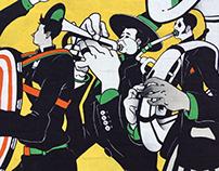 """""""Street musicians"""""""