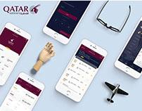 QatarAirways iOS UI/UX Redesign Concept