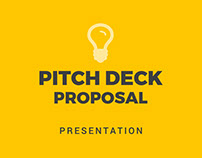 Pitch Deck Proposal Powerpoint Template