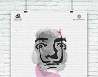 Life of Salvador Dali - A Concept Movie Poster