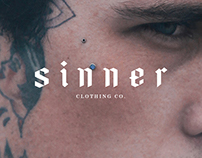 Sinner // Clothing co.