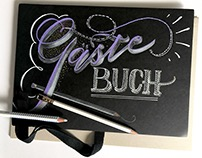 Blackboard Letterings