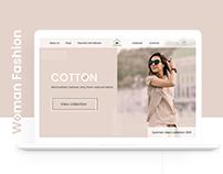 Womenswear online store
